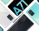 Samsung Galaxy A71 5G gets One UI 3.0 Android 11-based update