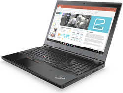 In review: Lenovo ThinkPad L570 20J9S01600. Test unit provided by Campuspoint.de
