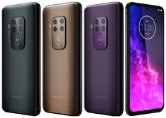 The Motorola One Zoom may come in 3 colors. (Source: Ishan Agarwal/MySmartPrice)