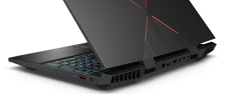HP Omen 15 Laptop Review: GeForce RTX 2070 Max-Q and 144 Hz