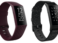 Standard Fitbit Charge 4 and Special Edition model. (Image source: WinFuture/edit)