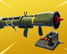 The devastating guided missile is the latest weapon to be added to Fornite's arsenal. (Source: Metro News)