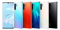 Not received EMUI 10 on your P30 Pro yet? You're no the only one. (Image source: Huawei)