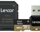 Lexar and SanDisk to launch world's first UHS-III MicroSD cards this quarter
