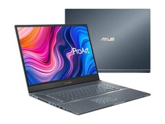 Asus ProArt StudioBook Pro 17 W700 with Quadro RTX 3000 graphics now shipping for $2000 USD (Image source: Newegg)