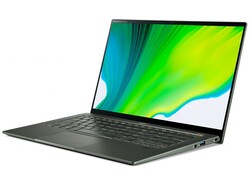 Testing the Acer Swift 5 SF514-55T-58DN. Test unit provided by Acer Germany.