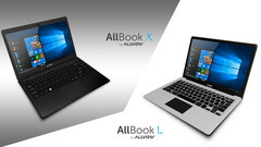 Allview unveils inexpensive AllBook X and AllBook L notebooks (Source: Allview)