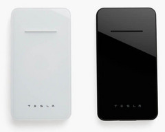 Portable Tesla Wireless Charger with 6,000 mAh capacity and US$65 price tag (Source: Tesla)
