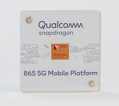 The Qualcomm Snapdragon 865 will power the upcoming wave of Android flagships. (Source: Qualcomm)