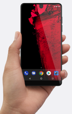 Even more essential? The Essential Phone now starts from just US$499. (Source: Essential)