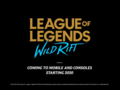 League of Legends: Wild Rift is the title's non-PC version. (Source: YouTube)
