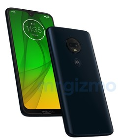 Purported Moto G7 Plus renders. (Source: Mr Gizmo)