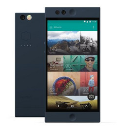 The Nextbit Robin sought to give users nearly unlimited storage by removing unused local programs and data and uploading them to the cloud. (Source: Nextbit)