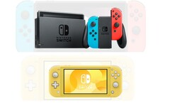 The Nintendo Switch and Switch Lite may be joined by a Switch Pro model in 2021. (Image source: Nintendo - edited)