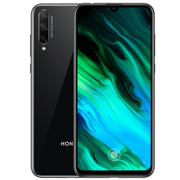 The Honor 20 Youth Edition in its 3 alleged colors. (Source: IndiaShopps)