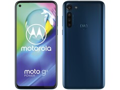 The Motorola Moto G8 Power: An enduring smartphone with a large battery. (Image source: Motorola)