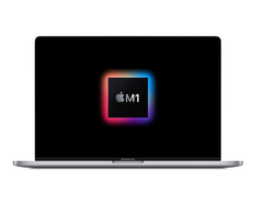 The next MacBook Pro 16 may only feature an M1 processor and some minor design changes. (Image source: Apple - edited)
