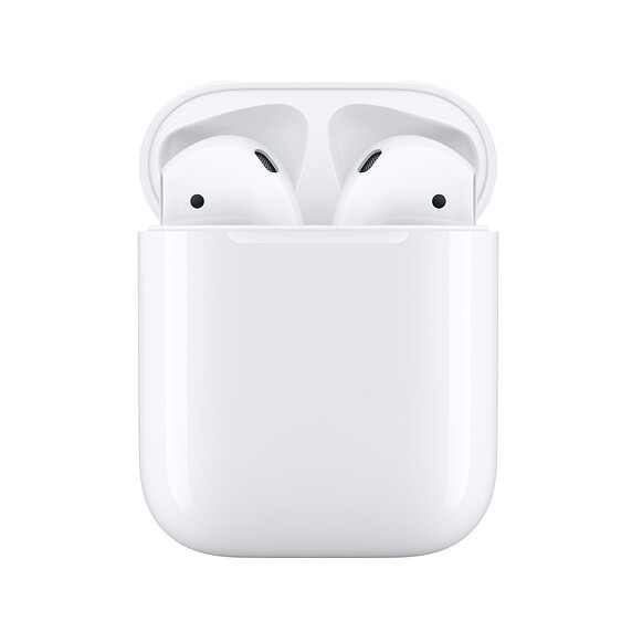 Apple releases AirPods 2 with new wireless charging case