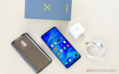 Realme X. (Source: GSMArena)