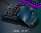 Razer Tartarus Pro: The Gaming Keypad with analogue optical switches. (Image source: Razer)