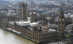 UK Parliament was forced to restrict access to their email accounts due to sustained cyber-attacks today. (Source: Justin Tallis/AFP/Getty Images)
