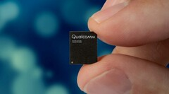 Qualcomm's second-generation X55 5G will be ready for Apple's iPhone 12. (Source: Qualcomm)