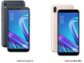 Asus ZenFone Lite (L1) and ZenFone Max (M1) are now official. (Source: Asus)