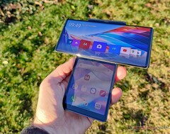 The LG Wing may be one of the last smartphones that LG releases. (Image source: LG)