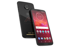 Renders of the Moto Z3 Play. (Source: Android Headlines)