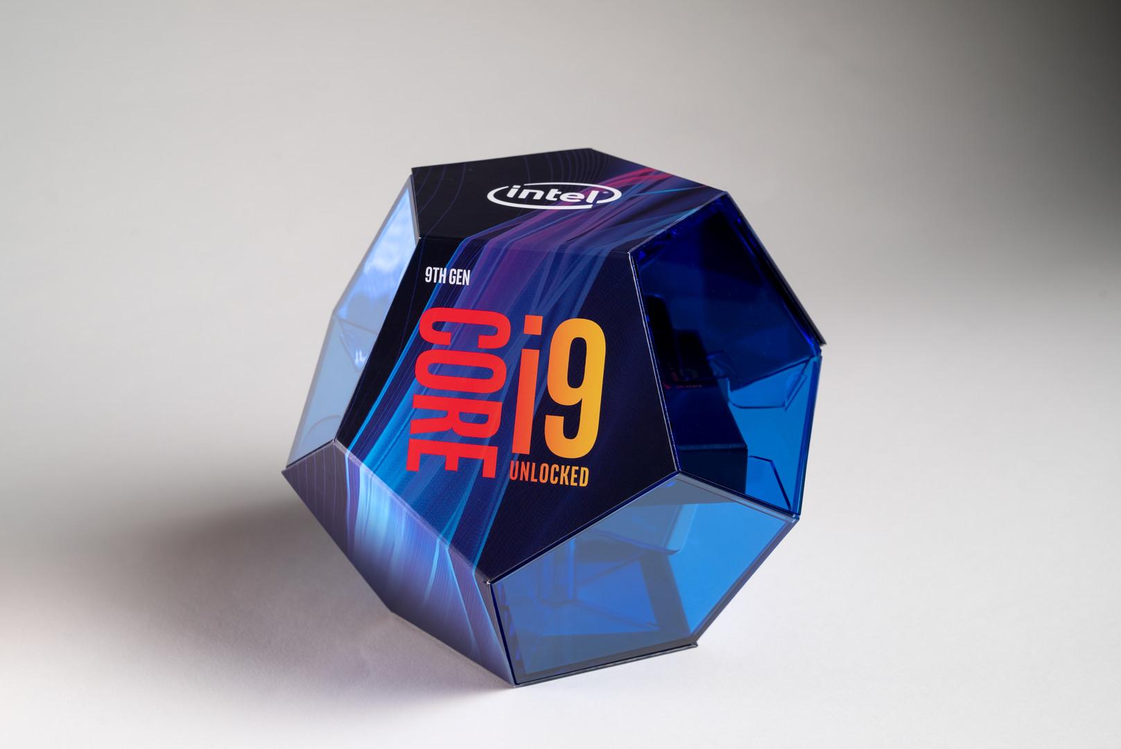 Intel Core i9-9900K (8 cores, 16 threads, 3 6 GHz) Desktop