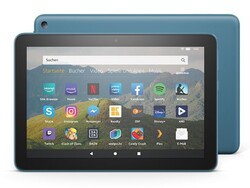 In review: Amazon Fire HD 8 Plus (2020). Test unit provided by Amazon Germany.
