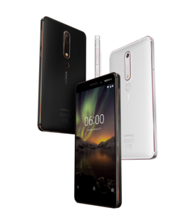 The Nokia 7 Plus aims to bring flagship features to the upper midrange segment. (Source: HMD Global)