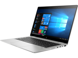 In review: HP EliteBook x360 1030 G3 45X96UT. Test model provided by HP US