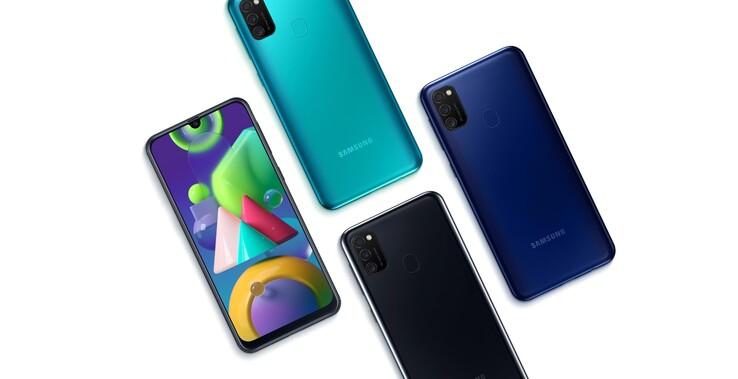Samsung Galaxy M21 Smartphone Review Plain But Good Notebookcheck Net Reviews