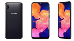 The Galaxy A10 may get a more powerful sibling soon. (Source: India Express)