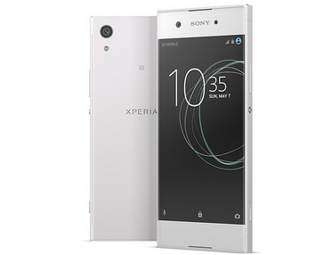 Sony Xperia XA1 Android smartphone with 5-inch display and MediaTek Helio P20 processor