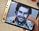 Pablo Escobar Fold 1: The world's cheapest foldable? (Source: Escobar Inc)