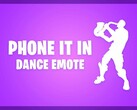 This Fortnite Emote is now the focus of a legal dispute. (Source: YouTube)
