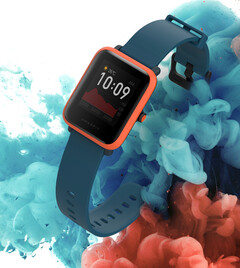 The Amazfit Bip S will launch on June 3. (Image source: Huami)