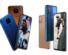 The Moto E9 Plus and Moto G9 Plus have launched in the UK and Europe. (Image source: Motorola)