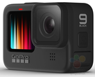The protective replacement lens returns for the GoPro Hero 9 Black. (Image source: Roland Quandt & WinFuture)