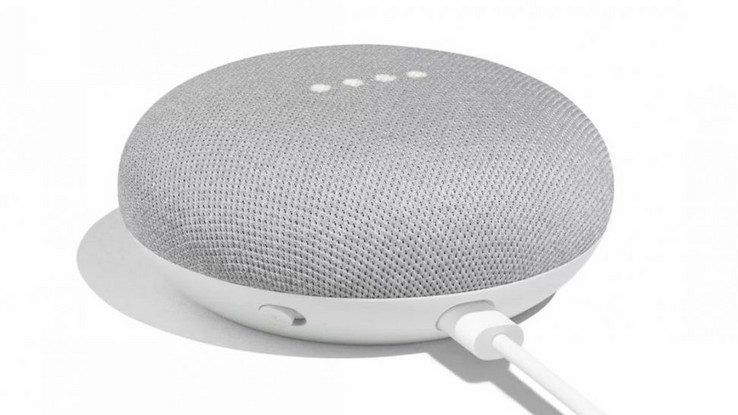 The Google Home Mini will launch on October 19 for US$50. (Source: Walmart)