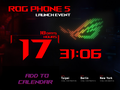 The ROG Phone 5 will launch soon. (Source: Asus)