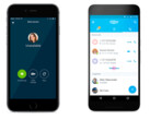 Skype for Mobile now allows for screen-sharing. (Source: Digital Trends)