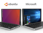 The GPD Pocket will be available in Ubundu and Windows variants. (Source: GPD)