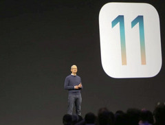 Apple iOS 11 announcement by Tim Cook, first public iOS 11 release now available
