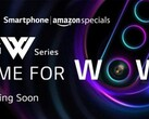Part of LG's teaser campaign for the W series of phones. (Source: Amazon.in)