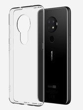 Optional clear case for the Nokia 6.2