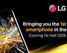LG will partner up with Sprint to bring 5G smartphones to NA. (Source: ZDNet)