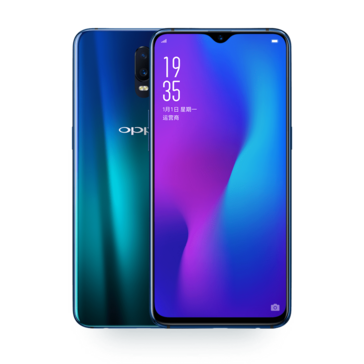 Thin bezels and smaller notch (Source: OPPO)